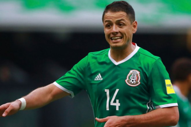 Mou wants Chicharito back with Man UTD