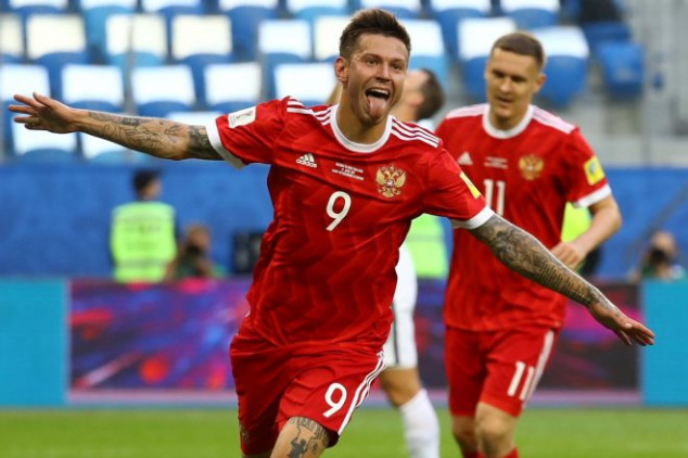 3 facts surrounding the first Confed Cup game