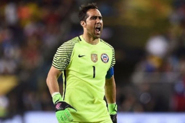 Bravo leads the way for Chile vs Portugal