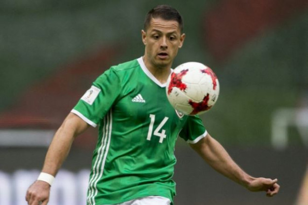 Chicharito's buyout clause set by Leverkusen