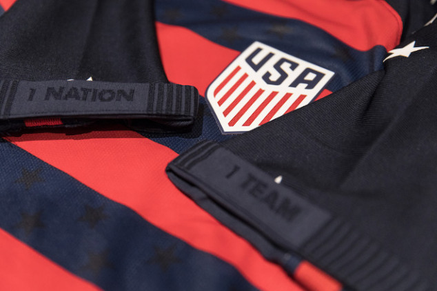 Gold Cup 2017: USA's kit