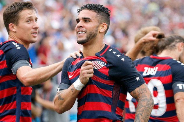Gold Cup 2017: USA's roster