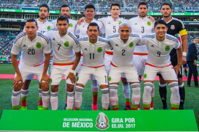 Mexico's Gold Cup group & fixtures