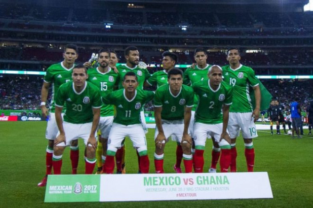 Mexico vs El Salvador, TV & streaming info, July 9