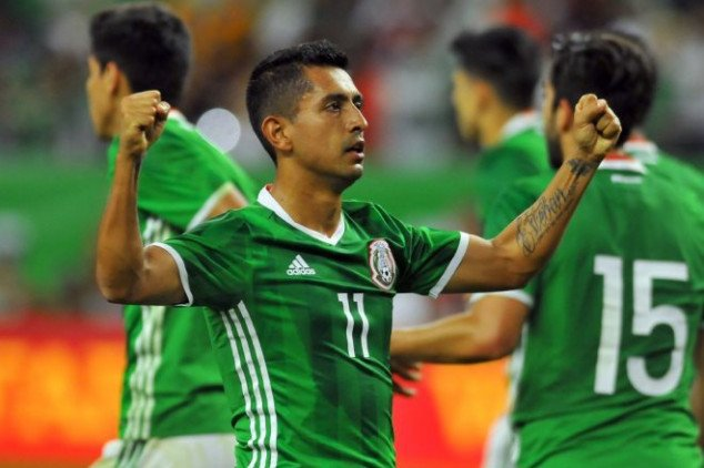 WATCH: Mexican wingman scores golazo