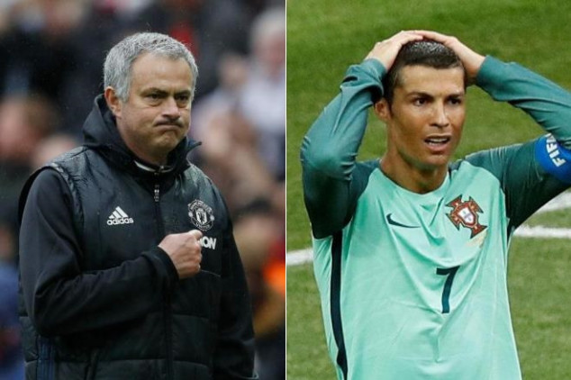 Mou never intended to sign Cristiano Ronaldo