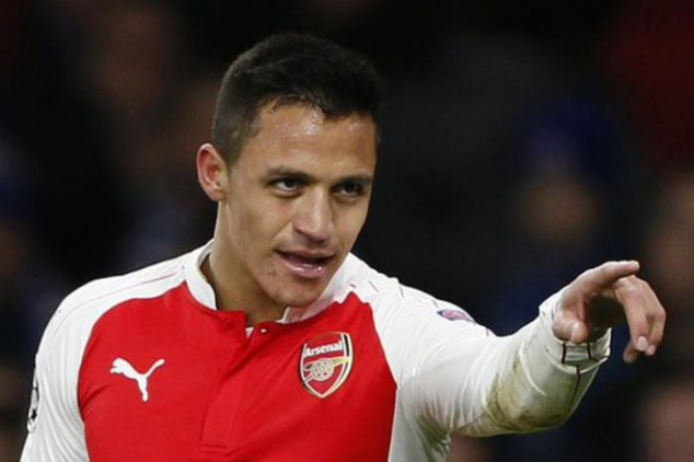 Alexis seems determined to leave Arsenal
