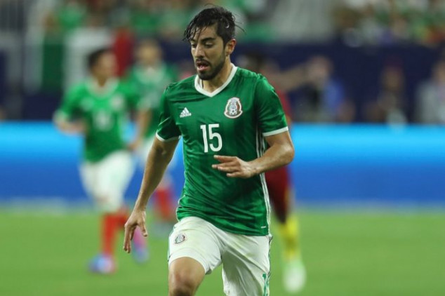 WATCH: Mexico beats Honduras with early goal