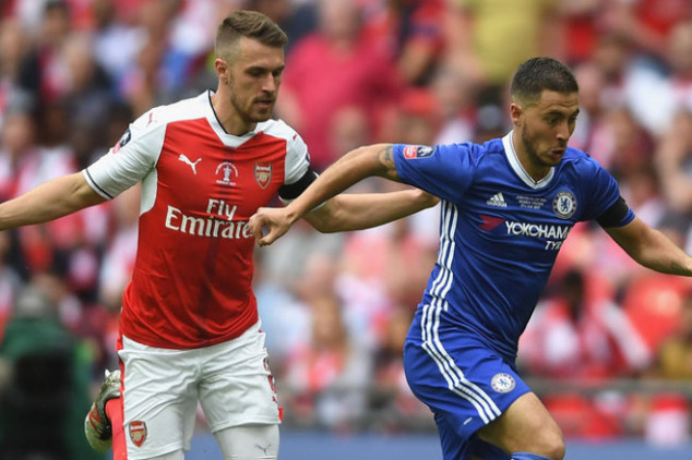 Where to watch Arsenal vs Chelsea
