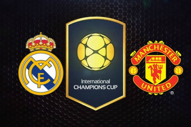 Where to watch Real Madrid vs Man United