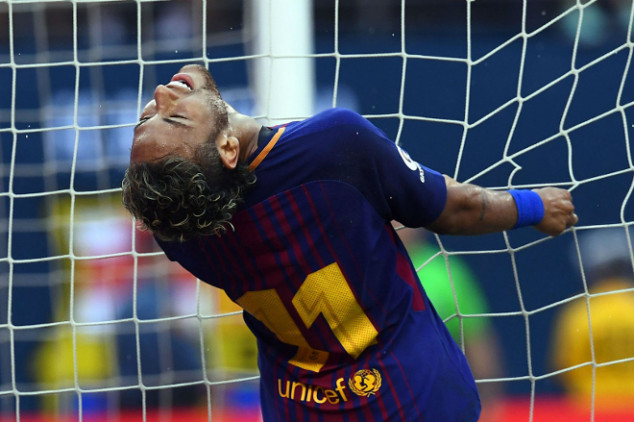Neymar could cost PSG £450m