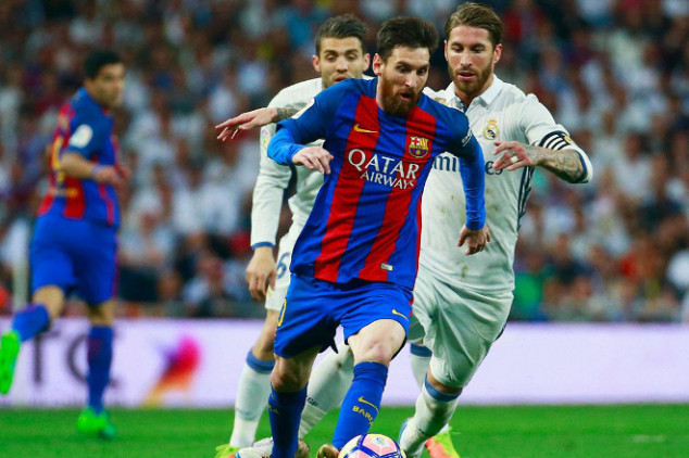 What happened in the last international Clasico