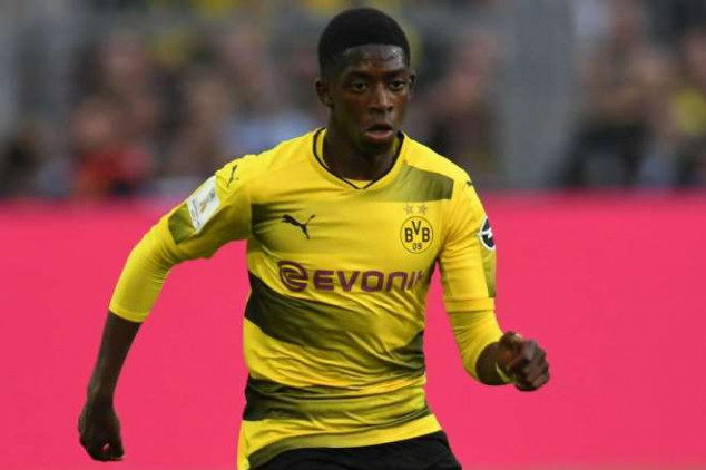 Dembelé will be sanctioned by Dortmund