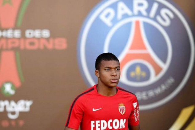 Mbappé will join Neymar at PSG
