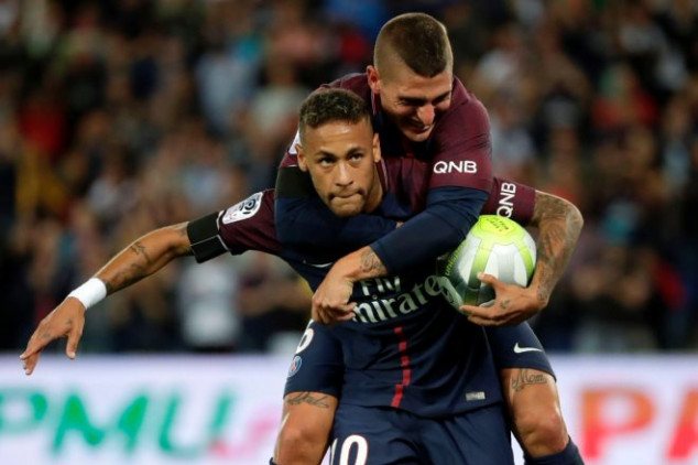 Neymar stuns Toulouse's defense with late golazo
