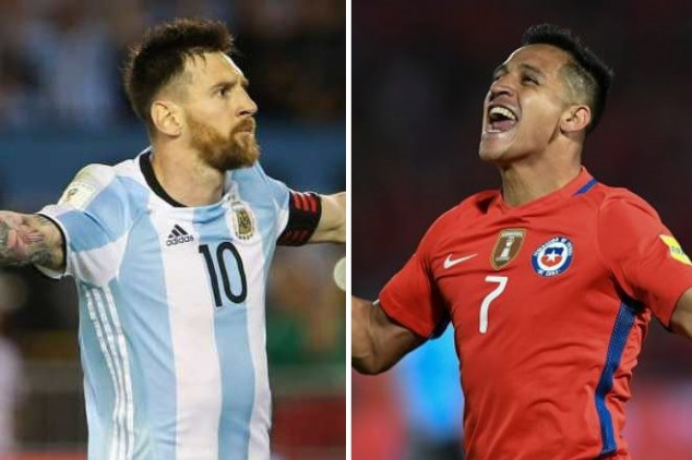 CONMEBOL WC Qualifiers taking place on Thursday