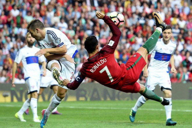 CR7 sets new European WCQ record