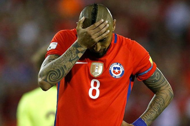 Vidal scores impressive own goal - Video