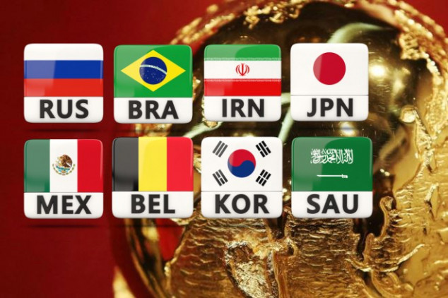 10 facts on the seven World Cup qualified teams