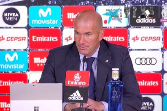 Zidane admits disappointment after Levante draw