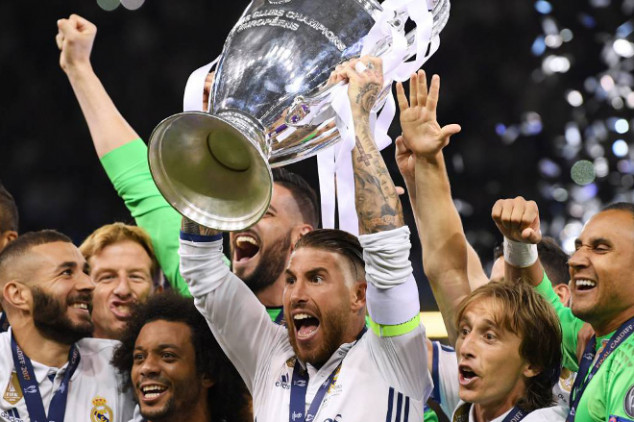 UCL Matchday 1 fixtures and listings