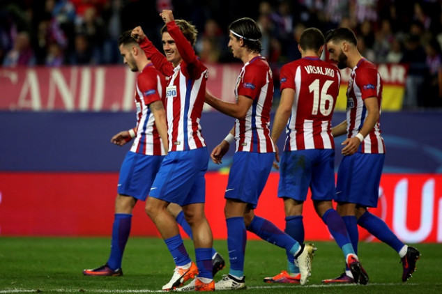 Roma vs Atletico Madrid viewing info