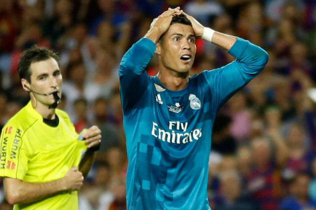 VIDEO: Cristiano hints at EPL return