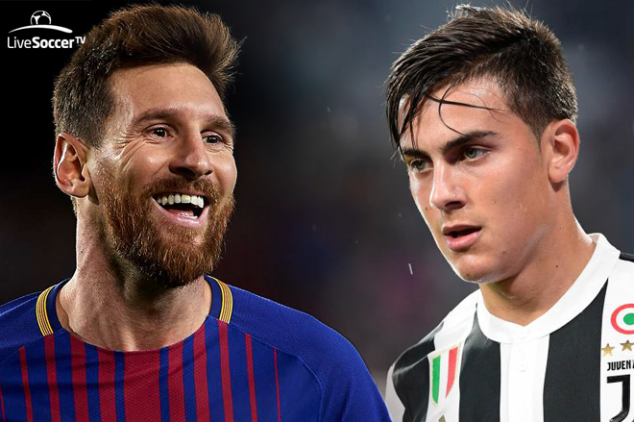 How Messi-Dybala started the season