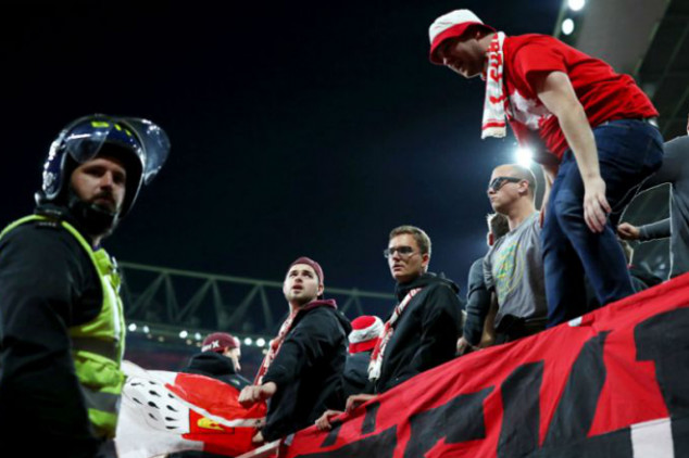 Arsenal in trouble with UEFA after Cologne tie