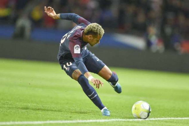 Neymar set to miss clash against Montpellier