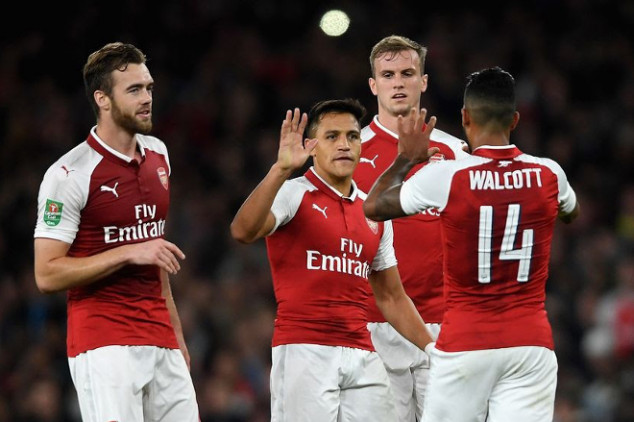 Where to watch Arsenal vs West Brom