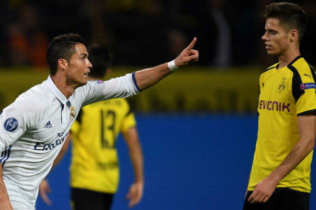 Where to watch BVB vs Real Madrid