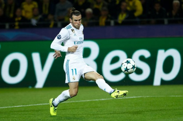 Bale ends drought with massive golazo