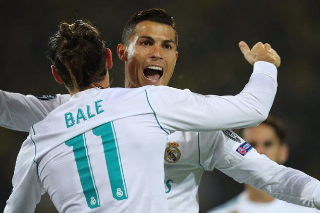 CR7 leads R. Madrid's first-eve win at Dortmund