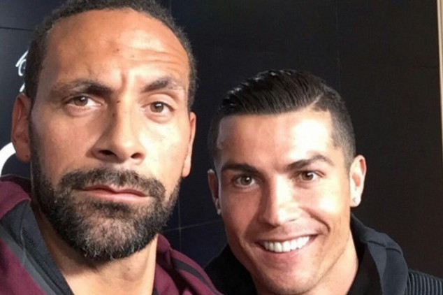 Rio announces interview with CR7