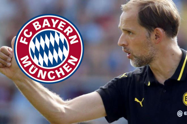 Tuchel could become Bayern's new boss
