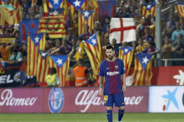 Barca ask for Las Palmas clash to be postponed