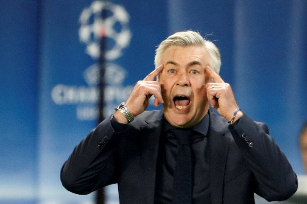 What Bayern players did behind Ancelotti's back