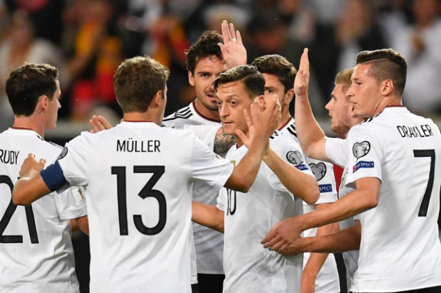 Where to watch Northern Ireland vs Germany