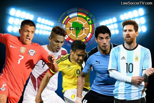 Where to watch the CONMEBOL Qualifiers?