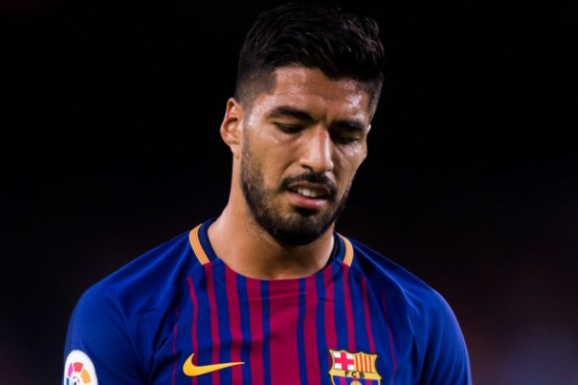 Suárez will schedule knee surgery for November