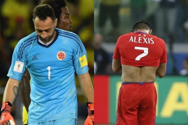 Ospina's blunder left Alexis without WC - Video