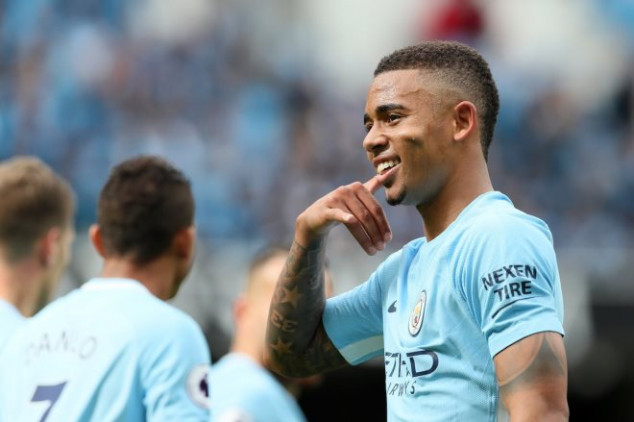 Man City sets EPL record after beating Stoke