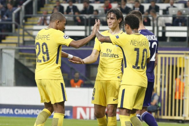 PSG's stats confirm UCL candidacy