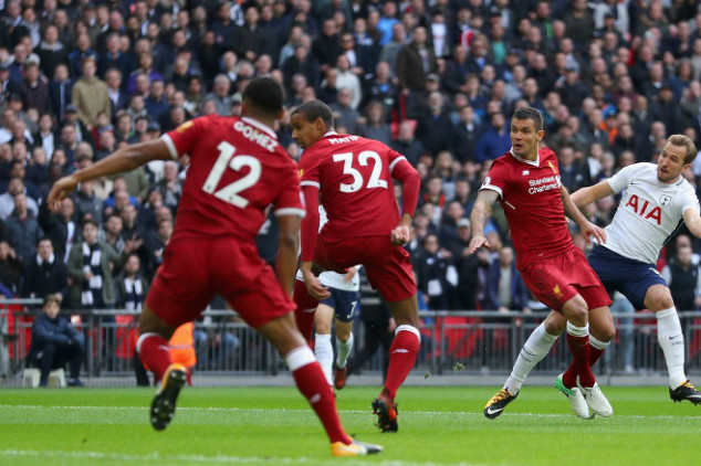 Liverpool's defense trolled in Spurs clash