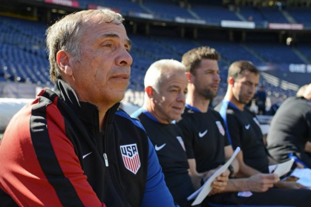Sarachan takes over as USMNT interim boss