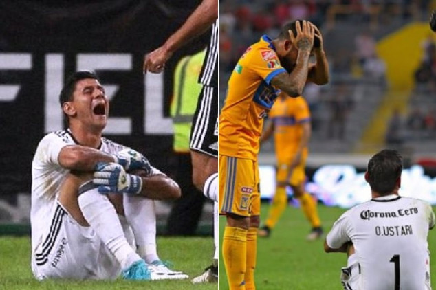 Watch: Liga MX goalie suffers horrific injury
