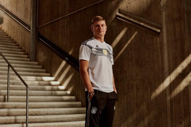 Adidas unveils several World Cup kits