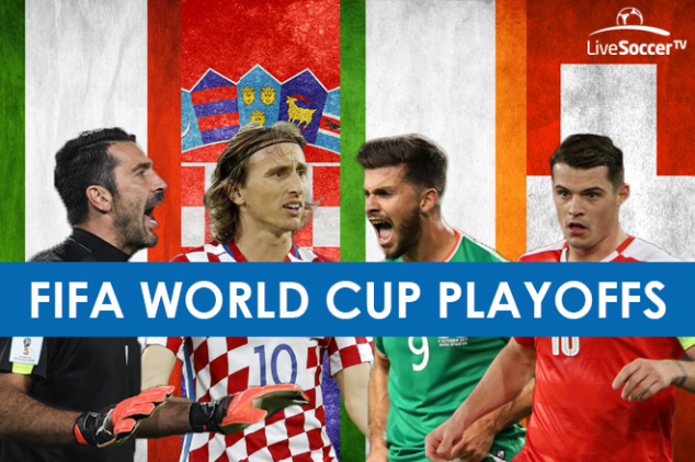 European World Cup playoffs analysis
