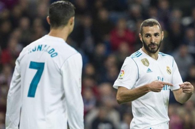Benzema shares views on CR7 & French NT
